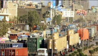 Morning To Night Ban On Heavy Vehicles On The Roads In Karachi