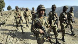 Tank Military 4 Militants Killed