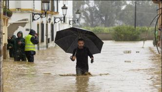 Heavy Downpour In Spain Widespread Destruction