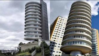 Dubai Built Rotating Building