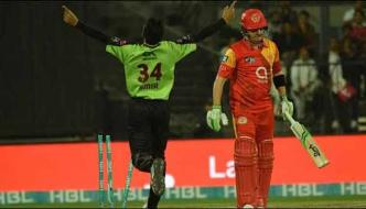 Islamabad United Set 146 Runs For Lahore Qalandars