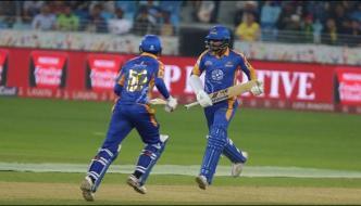 Psl Karachi Kings Set 155 Runs Target For Quetta To Win