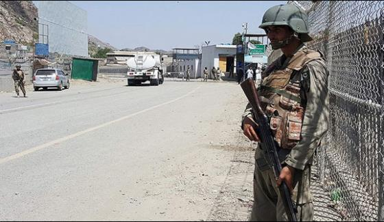Afghan Authorities 252 Torkham Border