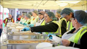 One Lac 43 Thousand People Contacted Madadgar Food Banks In Belgium