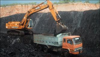 Thar Continues To Build Power Plant Coal Mining Area