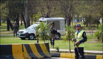 Eco Meeting Security Arrangements Metro Suspended