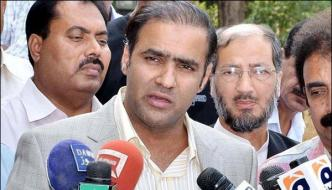 Abid Sher Declared Imran Khan As Bal Thakray