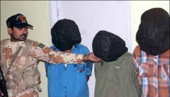 8 Accused Arrested In Karachi