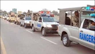 Rangers Search Operation In Punjab 49 Suspects Held