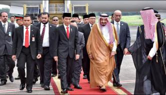 King Salman Reached Jakarta On Visit Of Indonesia