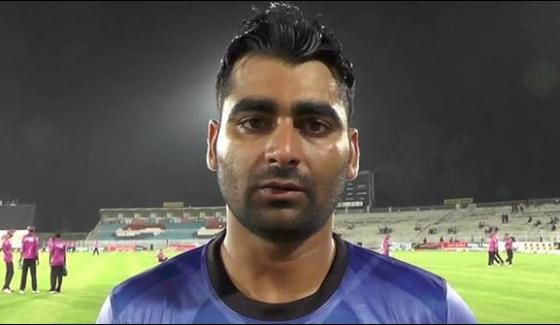 Shahzaib Hasan Has Decided To Approach A Tribunal After Being Formally Charged By The Pcb