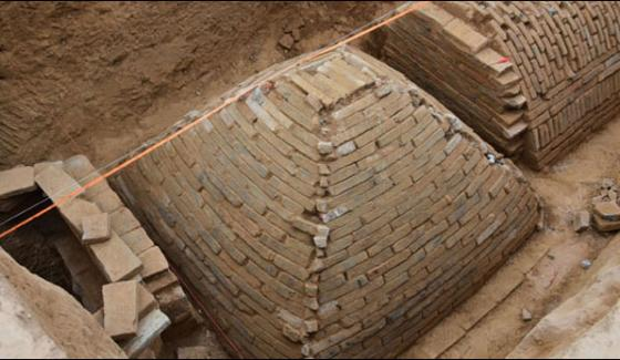 200 Years Before Christ Pyramids Discovered In China