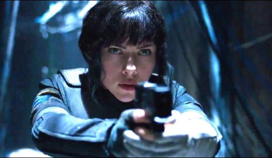 Hollywood Film Ghost In The Shell Release On 31 March