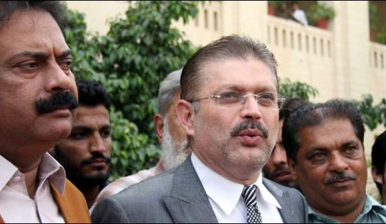 Ihc Approves Sharjeel Memons Protective Bail