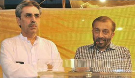 Nonbailabale Warrent Issue For Amir Khan And Farooq Sattar