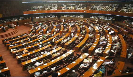National Assembly 28th Constitutional Amendment Bill Submited