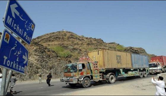 Torkham Border Will Be Opened To Traffic This Morning At 8 Am