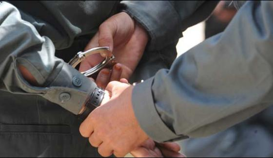 Two Fake Police Officer Arrested From Hyderabad