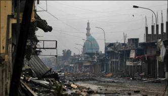 Allied Forces Airstrikes In Mosul Leaves 230 Dead