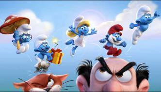 Smurfs The Lost Village New Highlights