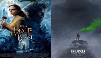 Beauty And The Best Earned 70 And Kong Skull Island Earned 40 Billions