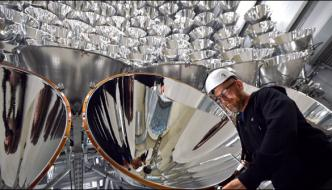 German Scientist Readied Artificial Sun