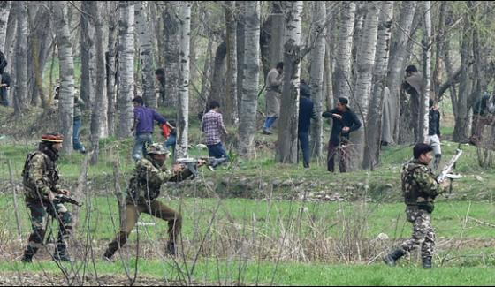 Indian Armys Firing On Unarmed Protesters Four Kashmiris Martyred