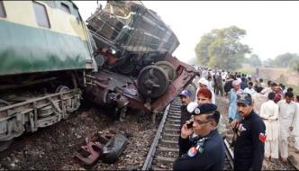 14 Big Train Accidents