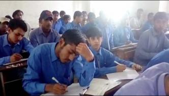 Karachi Students Worried On Disapperance Of Power And Water From Exams Centers