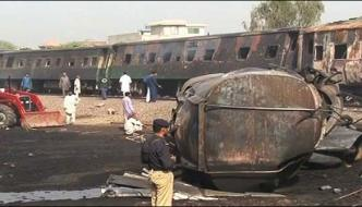Accident Occurred Due To Pull Apart Of Excel Of Shalimar Tanker Driver