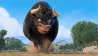 First Trailer Released Of Animated Film Ferdinand