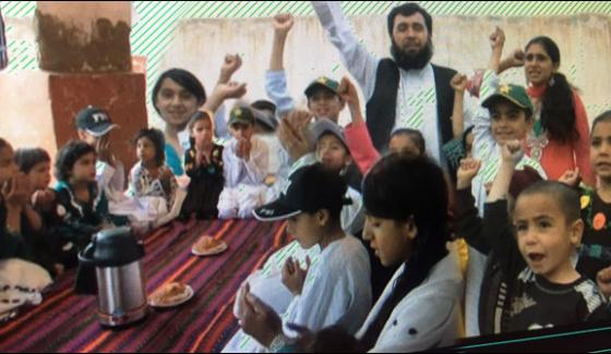 Waiting For Father Census Registration Of Quetta 36 Children