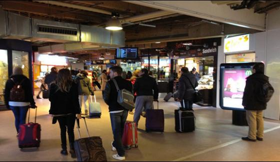 New Checking System Starts For Visit Of Europe