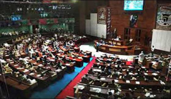 Mqm Submits Resolution In Sindh Assembly Against School Demolished