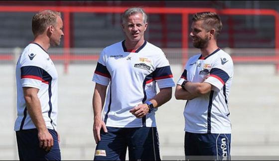 Four German Football Coaches Will Arrives Tonight In Karachi