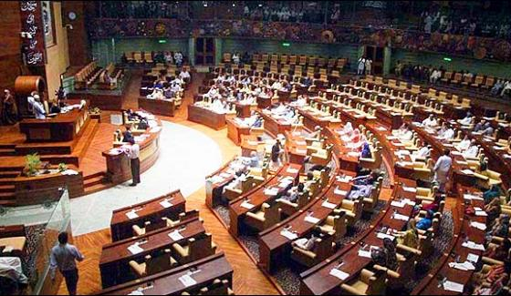 Sindh Assembly Question Hour Opposition Walkout Of Being Delayed