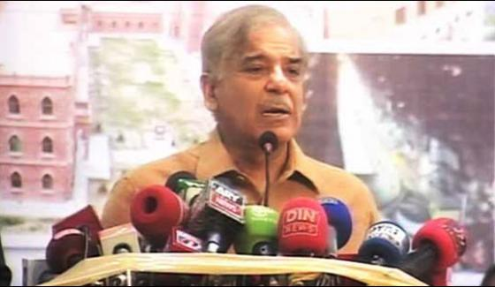 Zardari Should Not Do More Fun To People Shahbaz