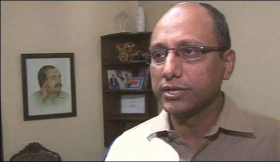 Those Alleging Zardari Should See Their Faces Saeed Ghani
