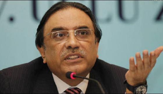 Young Muslims Killed On Religion Name Zardari