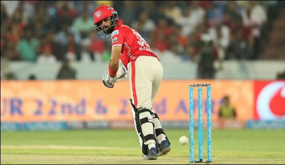 Hyderabad Beats Punjab By 5 Runs In Ipl Match Today