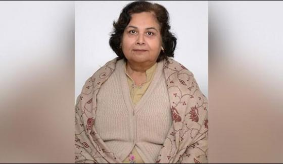 Lahore Female Professor Killed In The Punjab Colony University