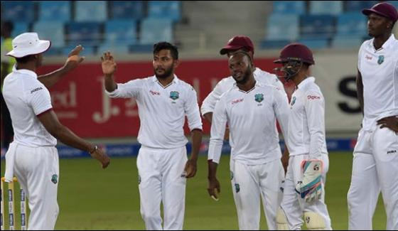 West Indies Names Test Squad For Test Series Against Pakistan