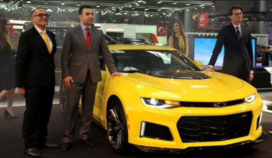 Qatar Set Up Fair Of Flashy Cars