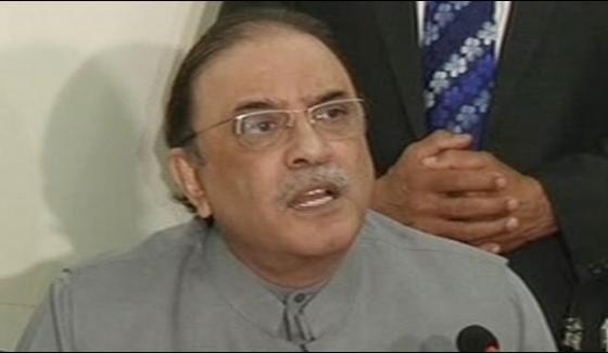 Asif Zardari Condemns Supreme Court Decision