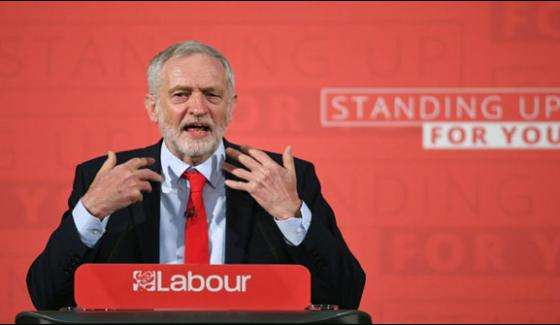 Labour Partys Election Campaign Will Defeat Defenders Of Riches Jeremy Corbin