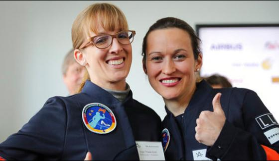 Space Travel Two German Women Shortlist