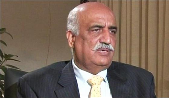 Khursheed Shah Turning 65