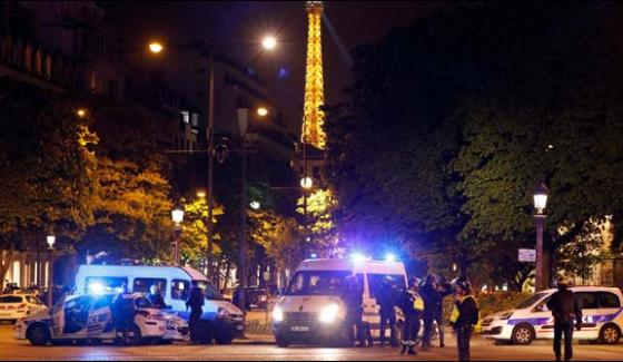 Paris Firing Isis Accepted Responsibility