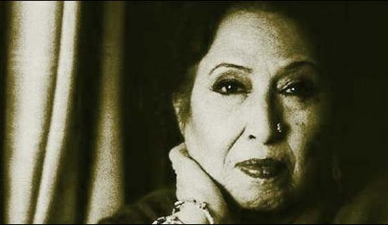 Great Singer Of Our Era Iqbal Bano