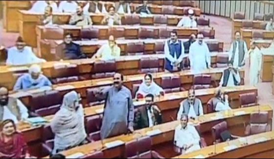 Na As Opposition Demands Pms Resignation